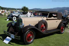 duPont Model G Waterhouse Convertible Victoria