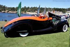 Duesenberg SJ Gurney Nutting Speedster