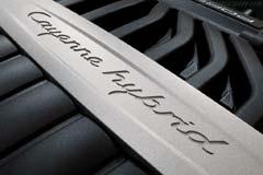 Porsche Cayenne Hybrid Concept