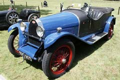 Bugatti Type 30 Kelsch Torpedo