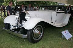 Bugatti Type 41 Royale Weinberger Cabriolet 41121