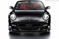 Techart 997 Turbo Cabriolet