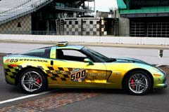 Chevrolet Corvette C6 Z06 E85 Concept
