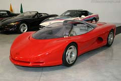 Chevrolet Corvette Indy Concept