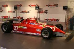 Ferrari 126 CK 052