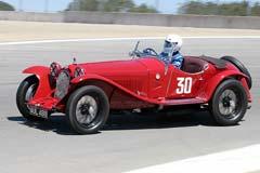 Alfa Romeo 8C 2300 Zagato Spider 2111007