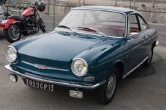 Simca 1000 Coupe 154970