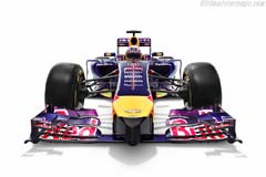 Red Bull Racing RB10 Renault