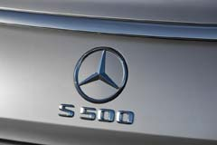 Mercedes-Benz S 500 Coupe