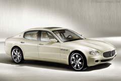 Maserati Quattroporte 'Collezione Cento'