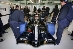 Williams FW30 Toyota