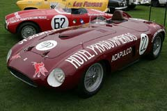 Ferrari 250 Monza Scaglietti Spyder 0442M