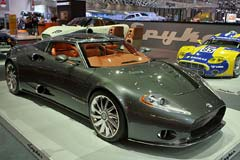 Spyker C8 Aileron Coupe Concept