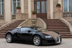 Bugatti Veyron 16.4 Fbg par Hermes