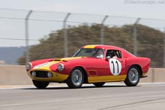 Ferrari 250 GT TdF Scaglietti '1 Louvre' Coupe 1321GT