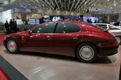 Bugatti EB 112 Concept