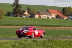 Ferrari 250 GT TdF Scaglietti '1 Louvre' Coupe 0911GT