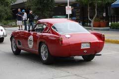 Ferrari 250 GT TdF Scaglietti '1 Louvre' Coupe 0905GT
