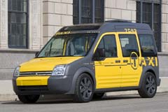 Ford Transit Connect Taxi Concept