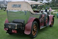 Mercedes 37/95 hp Holbrook Tourer