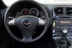 Chevrolet Corvette C6 Coupe Competition