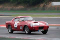 Ferrari 250 GT TdF Scaglietti '1 Louvre' Coupe 0897GT