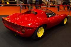 Ferrari 206 S Dino Spyder 016