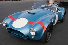 AC Shelby Cobra FIA Roadster CSX2323