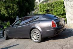 Maserati Bellagio Touring Fastback