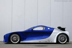 Weber Sportcars Faster One