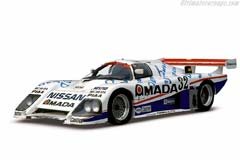 March 85G Nissan 85G/08