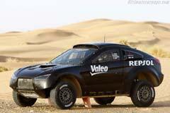 Mitsubishi Racing Lancer 'MRX09'