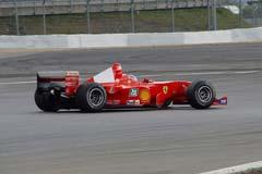 Ferrari F1-2000 200