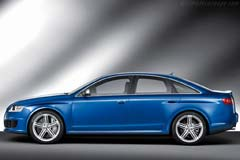Audi RS 6 Saloon