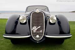 Alfa Romeo 8C 2900B Lungo Touring Berlinetta 412035