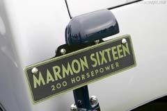 Marmon Sixteen LeBaron Convertible Sedan ?