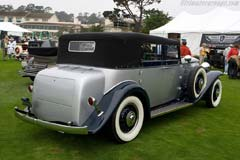 Marmon Sixteen LeBaron Convertible Sedan