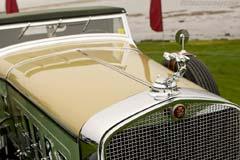 Cadillac 452 A V16 Rollston Convertible Coupe