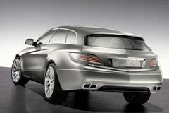 Mercedes-Benz Concept Fascination