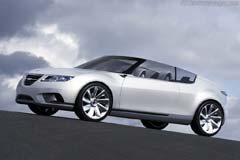 Saab 9-X Air Biohybrid Concept