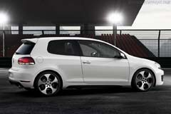 Volkswagen Golf VI GTI Concept