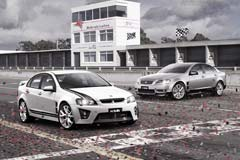HSV GTS 40th Anniversary