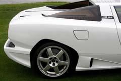 Lamborghini P140 Concept
