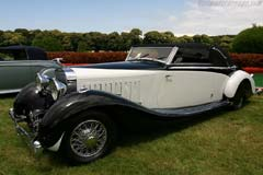 Hispano Suiza K6 Saoutchik Cabriolet