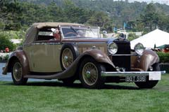 Hispano Suiza K6 Fernandez & Darrin Cabriolet