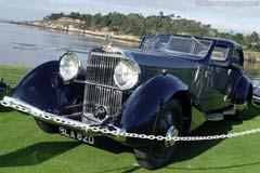 Hispano Suiza K6 Fernandez & Darrin Coupe Chauffeur 15008