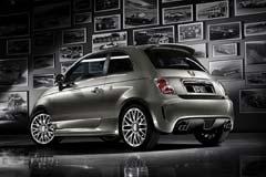 Fiat Abarth 500 'Da 0 a 100'