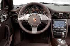 Porsche 997 Carrera 4 Cabriolet