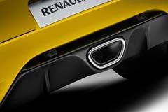 Renault Mégane Coupé R.S. 250