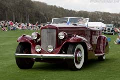 Duesenberg SJ Bohman & Schwartz Convertible Coupe 2596 J-572